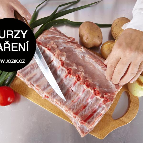 telecí maso, jak uvařit, jak upravit, telecí maso, kurz vaření, jožík, říčany